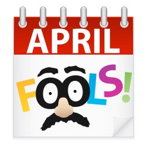 April Fools Day 4.1.15